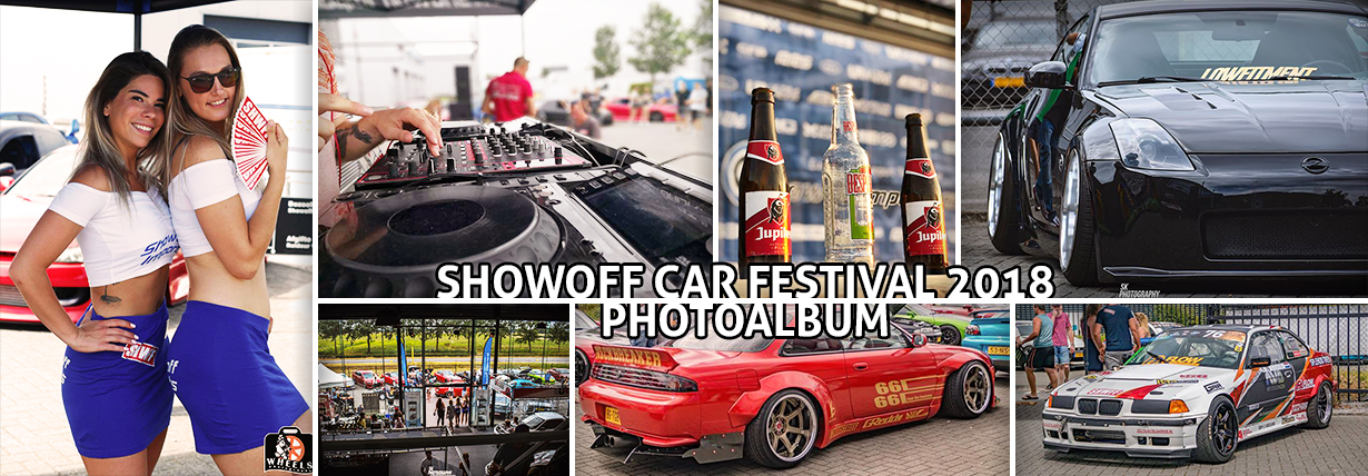 Showoff Car Festival 2018 - Photo Album & Video's